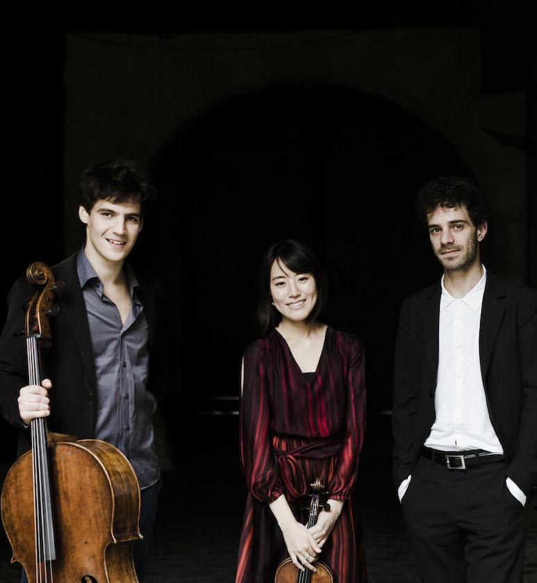 Trio Les Esprits - Laloum - Yang - Laferriere