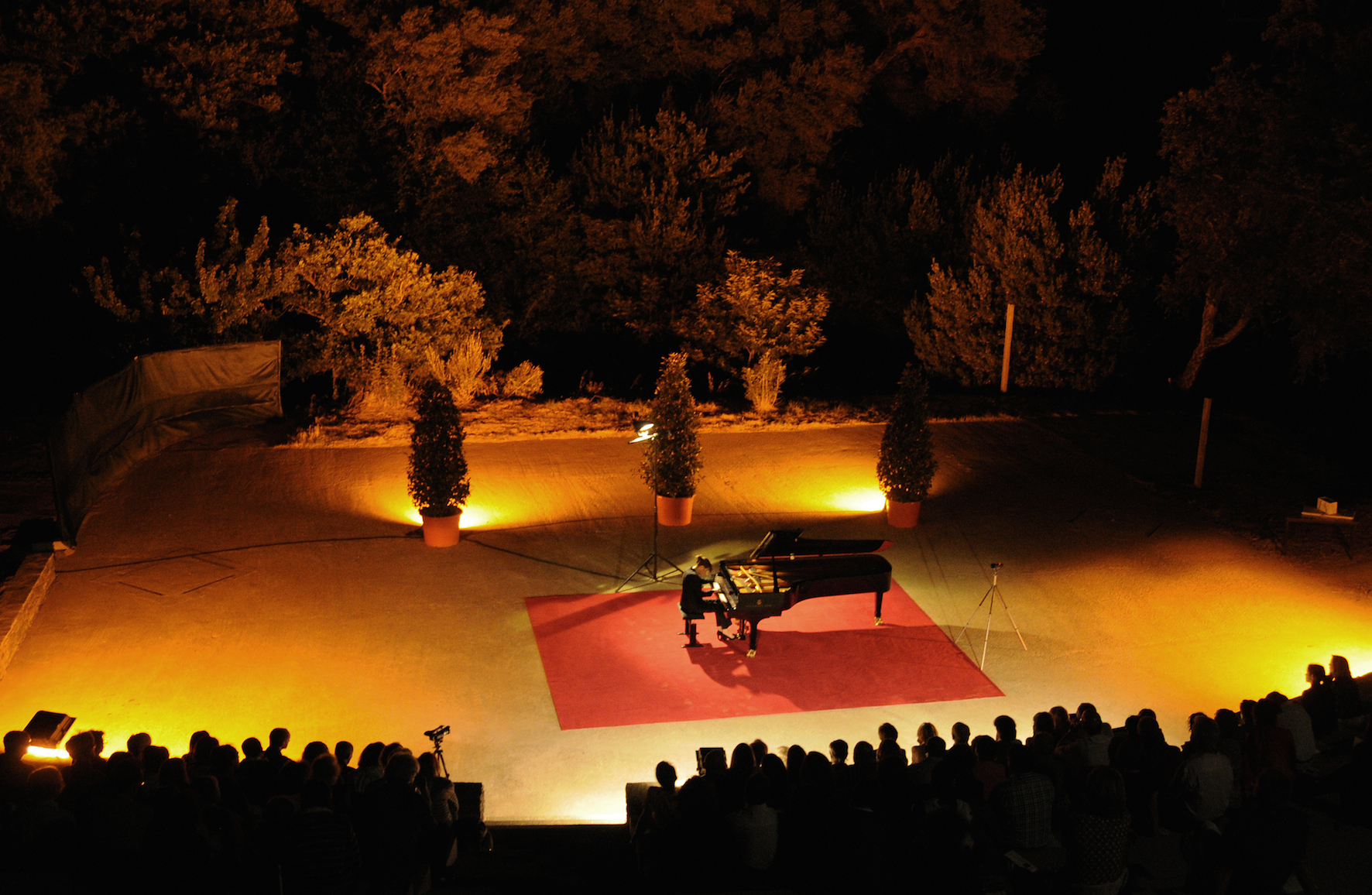 Concert de Claire Désert
